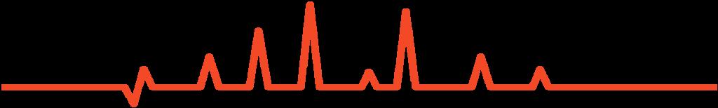 chromatograph-line