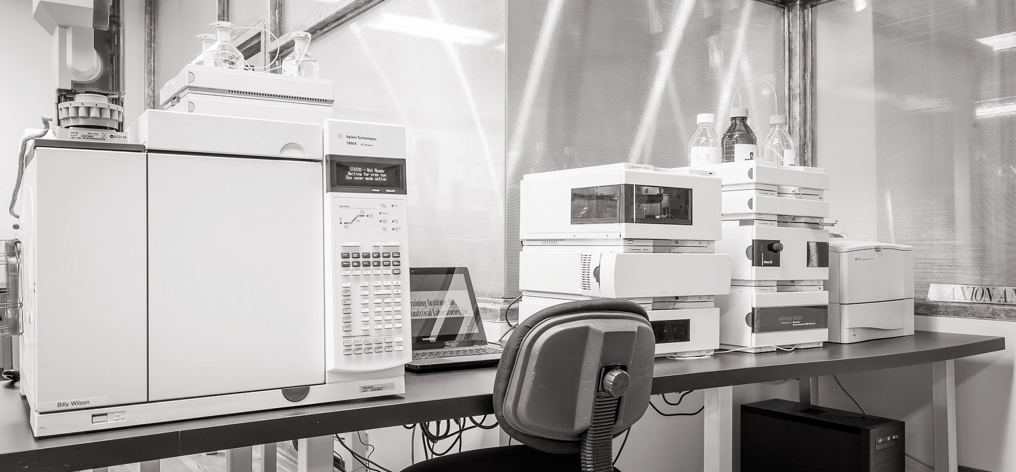 Axion Chromatography Courses