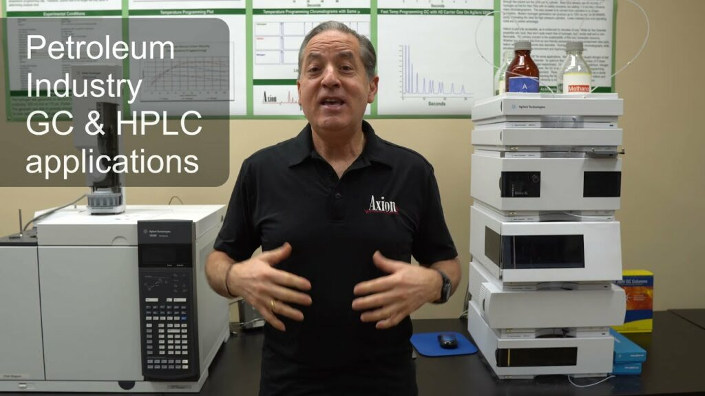 GC and HPLC in the petrochemical industry